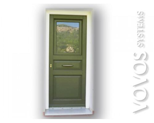 Ξυλινες Πορτες,  Κουζινοπορτες για κλασικα και νεοκλασικα σπιτια στον Πειραια