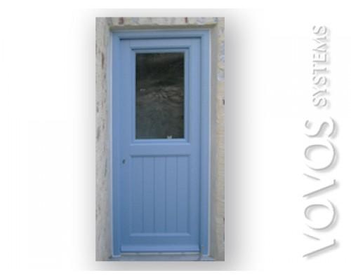 Πορτες Ξυλινες  , Πορτες εξωτερικες, Κουζινοπορτες  στην Ανδρο