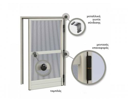 ΣΗΤΕΣ - Εντομοαπωθητικα Συστηματα για Κουφωματα  PVC ,  Ανοιγομενη  Σητα