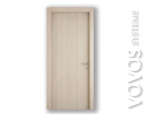 Εσωτερικες Πορτες Portalia CPL Μεσοπορτα  Ice Oak
